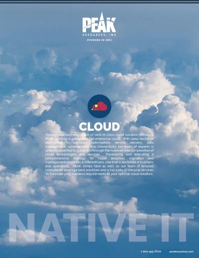 Colorado Cloud Provider