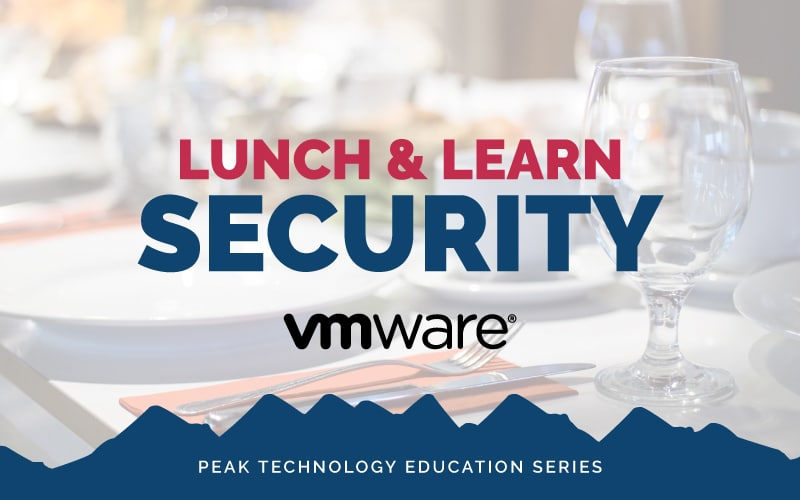 Lunch & Learn: Making Security Intrinsic from Endpoint to Cloud